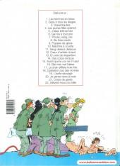 Verso de Les femmes en Blanc -10a2002- Machine à coudre