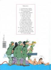 Verso de Les femmes en Blanc -4b1999- Les jeunes filles opèrent