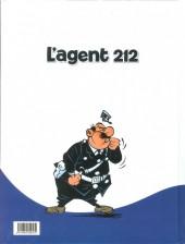 Verso de L'agent 212 -6c2014- Ronde de nuit