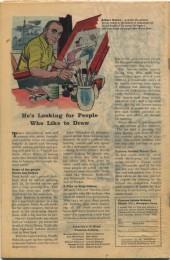 Verso de Sgt. Fury and his Howling Commandos (Marvel - 1963) -2-
