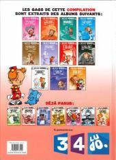 Verso de Le petit Spirou présente... -2TV17- Mon super Grand-Papy