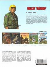 Verso de Buck Danny (en anglais) -4- No-fly zone