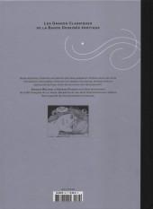 Verso de Les grands Classiques de la Bande Dessinée érotique - La Collection -3857- Paulette - Tome 1