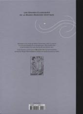 Verso de Les grands Classiques de la Bande Dessinée érotique - La Collection -3923- Histoire d'O - Tome 3