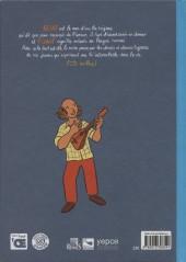 Verso de Tsiganes - Le Paradis des yeux
