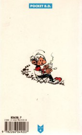 Verso de Les petits hommes -14Poch- Petits hommes et des hommes-singes