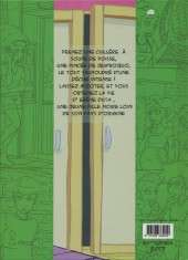 Verso de LVDD La Vie d'Ebène Duta -3- Tome 3