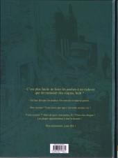 Verso de Le grand Mort -7- Dernières migrations