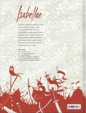 Verso de Isabellae -6- Des papillons dans la brume