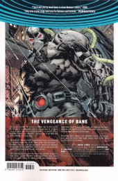 Verso de Batman (2016) -INT03- I am bane