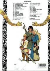 Verso de Thorgal -3e10- Les 3 Vieillard du Pays d'Aran