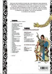 Verso de Thorgal -13d13- Entre Terre et Lumière