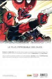 Verso de Spider-Man/Deadpool -1- L'Amour Vache