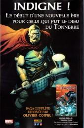 Verso de Avengers (Marvel France - 2017) -4- Guerre ultime