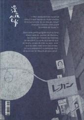 Verso de La cantine de minuit -2- Volume 2