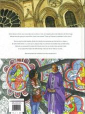 Verso de Dans les coulisses... -1- Dans les coulisses de Notre-Dame de Paris