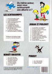 Verso de Johan et Pirlouit -3b82- Le lutin du bois aux roches