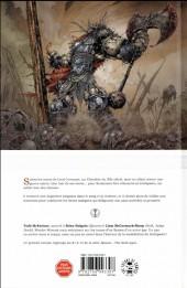 Verso de Spawn - The Dark Ages (Delcourt) -1- Volume 1