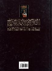 Verso de Le crépuscule des anges -1- Poppéa
