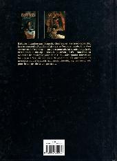 Verso de Le crépuscule des anges -2- Le Maestro