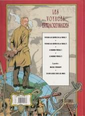 Verso de Le monde perdu (Sanahujas/Duchâteau) -1- Tome 1
