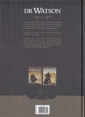 Verso de Dr Watson -2- Le Grand Hiatus (Partie 2)