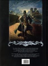 Verso de Vidocq (Banovic/Nolane) -2- Le complot Napoléon