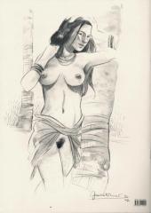 Verso de La esmeralda -HS2- Interdite 2