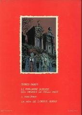 Verso de Victor Billetdoux -2- Les ombres de nulle part