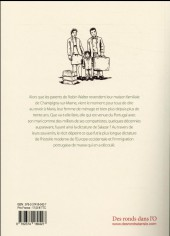 Verso de Maria et Salazar