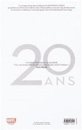 Verso de Panini Comics (20 ans) -9- Fantastic Four : 1234
