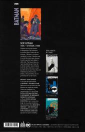 Verso de Batman : New Gotham -2- Un homme à terre