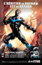 Verso de Justice League - Récit Complet (DC Presse) -3- Aquaman : Inondation