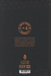 Verso de Sons of Anarchy -4- Tome 4