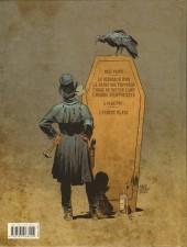 Verso de Undertaker -4- L'Ombre d'Hippocrate