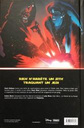 Verso de Star Wars - Dark Maul - Soif de sang