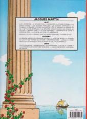Verso de Alix -13b1998- Le spectre de Carthage