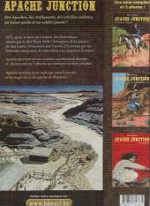Verso de Apache Junction -1- Les loups au crépuscule
