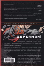 Verso de Superman: Red Son (2003) -INT c- Red Son