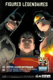 Verso de Justice League Rebirth (DC Presse) -5- Tome 5