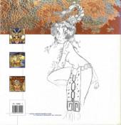 Verso de (AUT) Crisse -5- Utopia, l'univers de Crisse