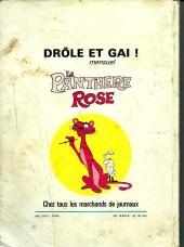 Verso de Rin Tin Tin & Rusty (2e série) -Rec48- Album n°48 (du n°62 au n°65)