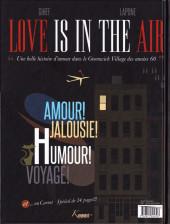 Verso de Greenwich village -1- Love is in the air