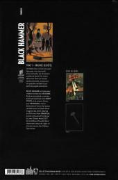 Verso de Black Hammer -1- Origines secrètes