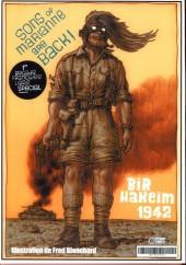 Verso de Le garde républicain -9A- Le soldat de Napoléon / Bienvenue à Diên Biên Phu !