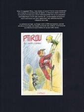 Verso de Spirou et Fantasio (Une aventure de.../Le Spirou de...) -12HC- Il s'appelait Ptirou