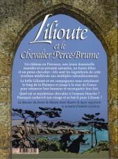 Verso de Lilioute et le chevalier -a- Lilioute et le chevalier Perce-Brume