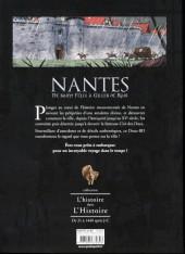 Verso de Nantes -1- De Saint Félix à Gilles de Rais