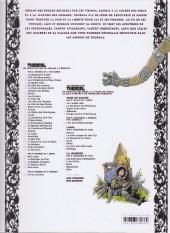 Verso de Thorgal (Les mondes de) - La Jeunesse de Thorgal -5- Slive