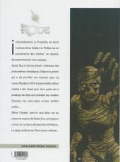 Verso de La roue -3- Les 7 combattants de Korot - II